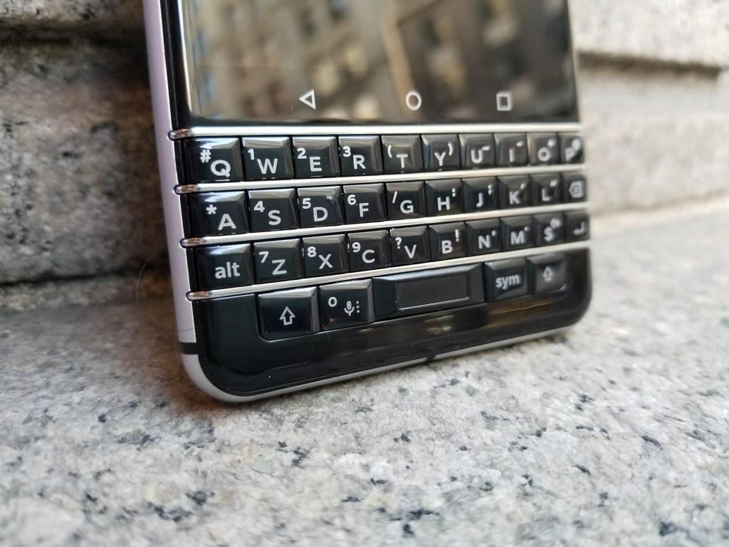BlackBerry KEYone Smartphone - Physical Keyboard