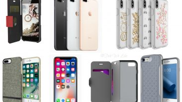Guide - Best Cases - Apple iPhone 8 - iPhone 8 Plus -iPhone X Cases -