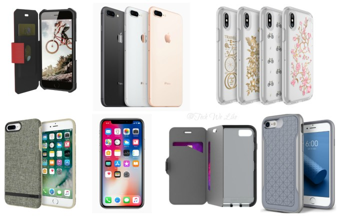 Guide - Best Cases - Apple iPhone 8 - iPhone 8 Plus -iPhone X Cases -
