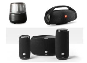 JBL Link - JBL Boombox - Harman Kardon Allure Speakers -