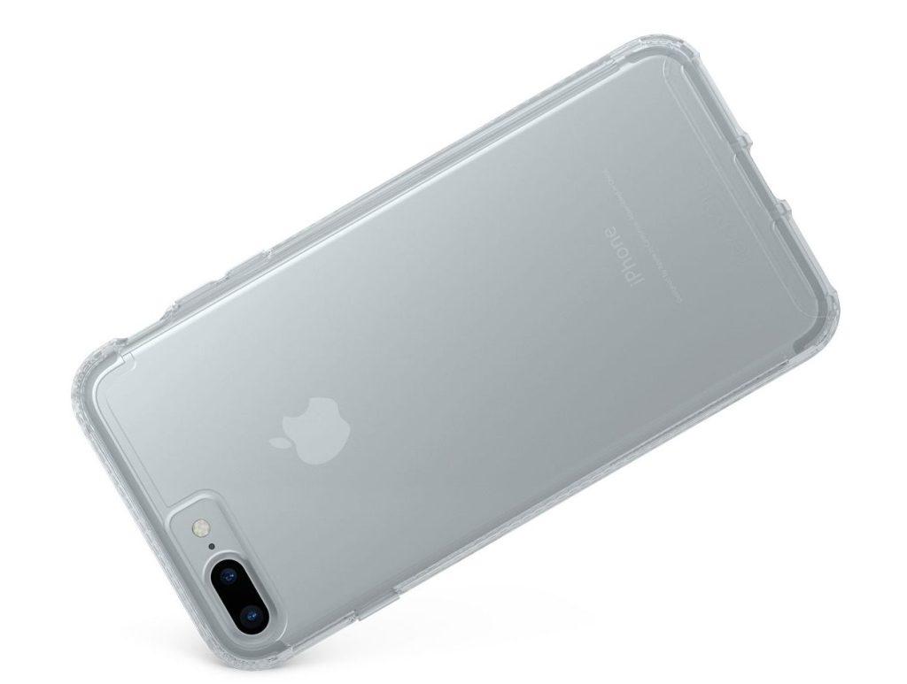 Tech21 Pure Clear Case- iPhone 8 Plus