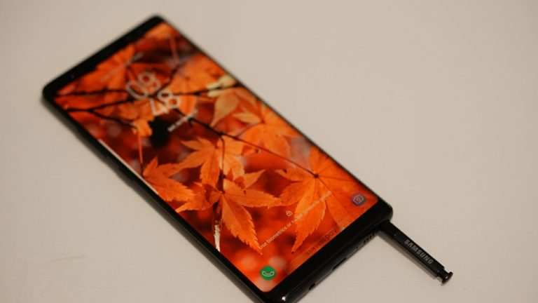 Samsung Galaxy Note8 Review -
