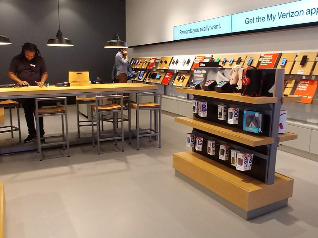 Verizon Next Gen Store