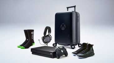 "Xbox One X ""More Power"" Curry 4 VIP Kit"