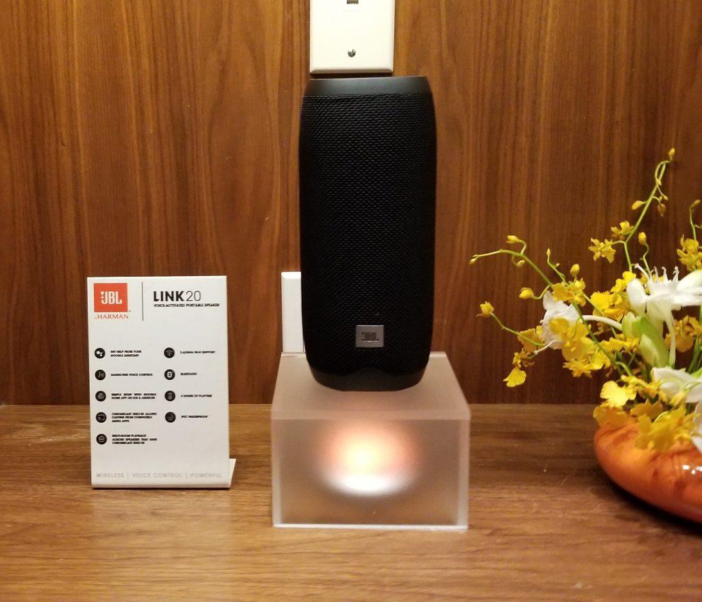 JBL Link 20 Portable Bluetooth Speaker with Google Assistant