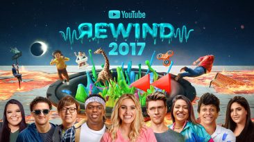 YouTube Rewind #YouTubeRewind