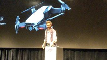 DJI Mavic Air - Drone - Michael Perry