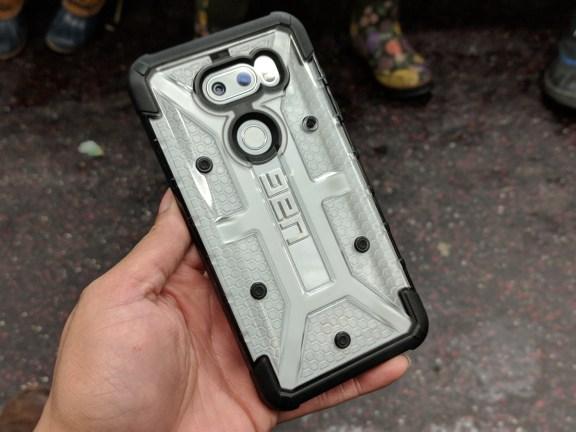 Urban Armor Gear UAG Plasma Series Case LG V30 - Review