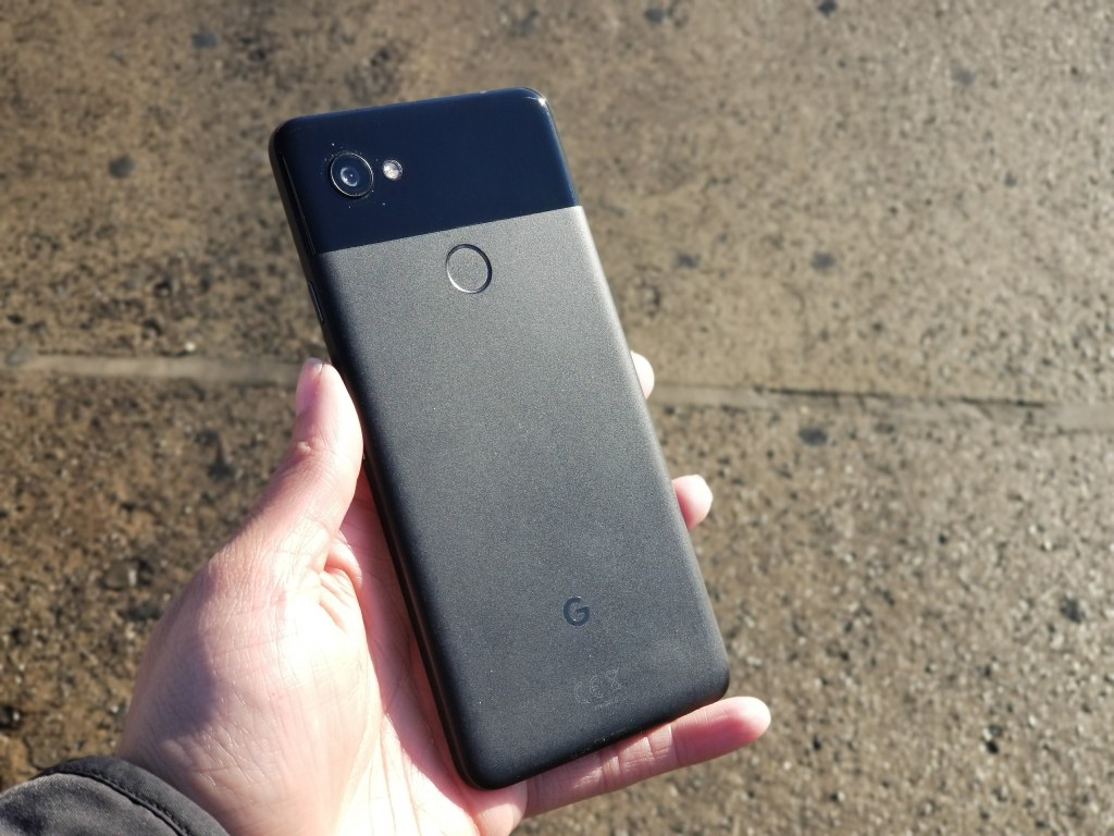 Google Pixel 2 XL  -  All Black