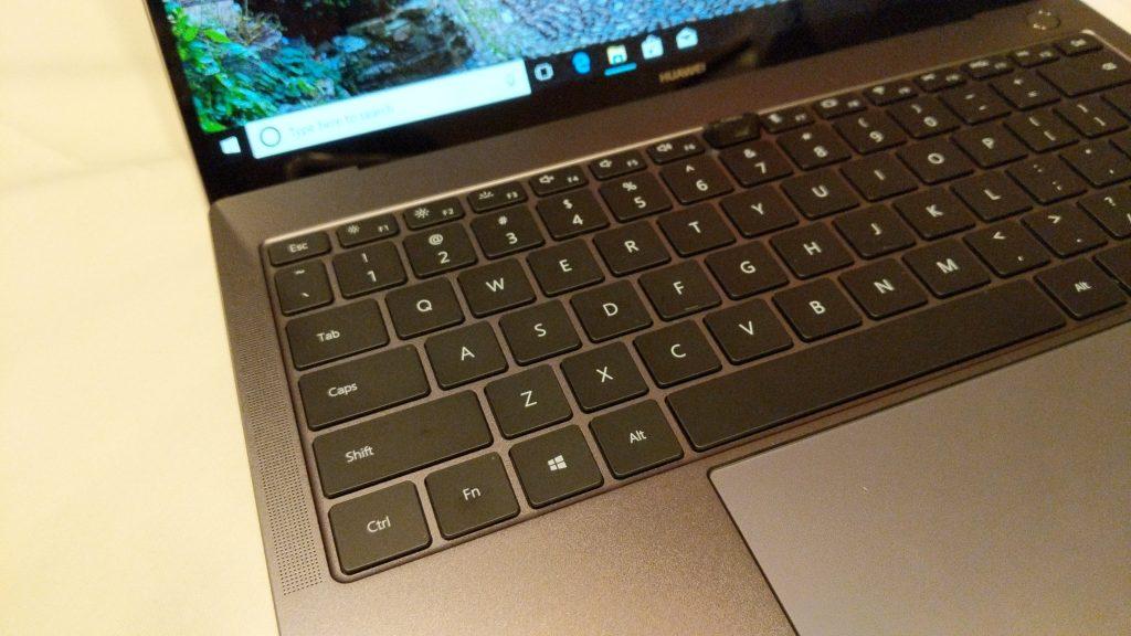 Retractable Camera - Huawei MateBook X Pro Notebook