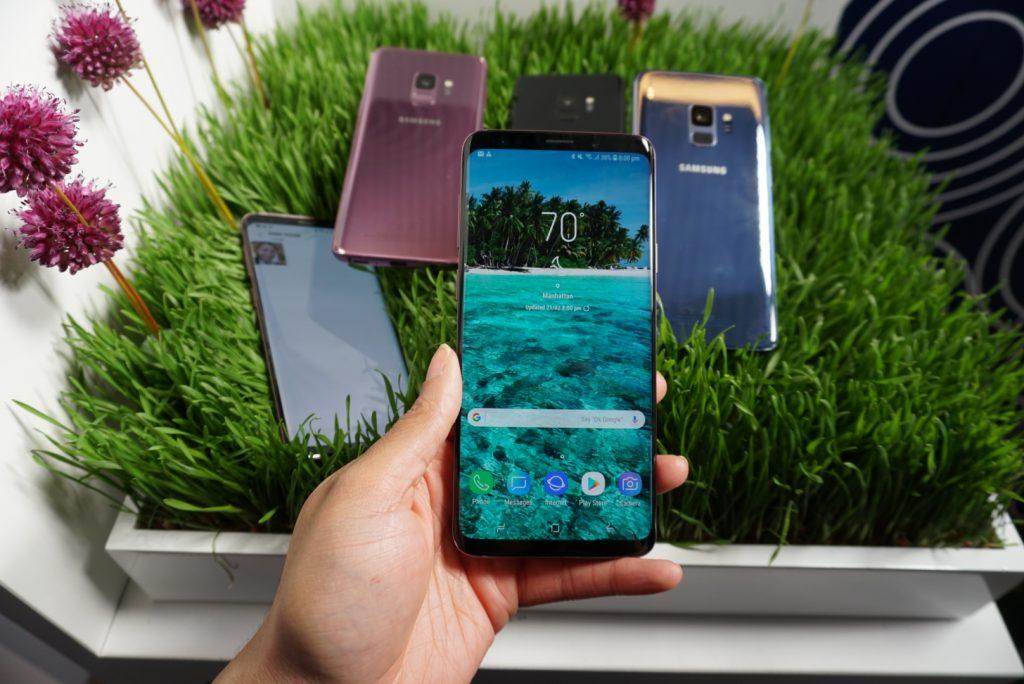 Samsung Galaxy S9 Plus S9+ - phones -