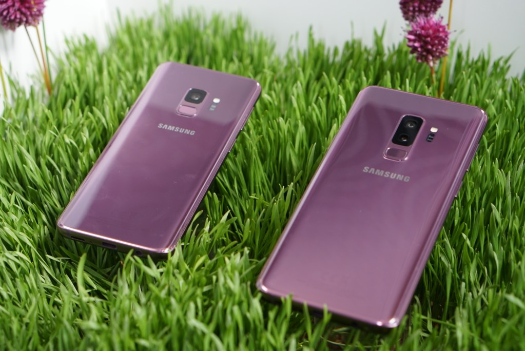 Samsung Galaxy S9 and S9+ Plus - Lilac Purple-