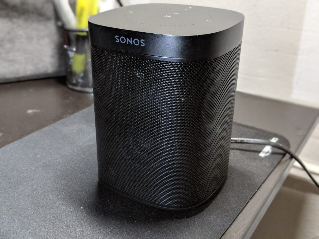 Sonos One Speaker Review -