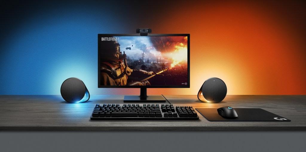 Logitech G560 PC Gaming Speaker 8