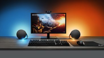 Logitech G560 PC Gaming Speaker 8