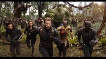 Marvel Avengers Infinity War - IMAX