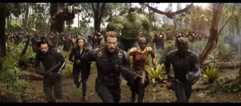 Marvel - Avengers: Infinity War - IMAX