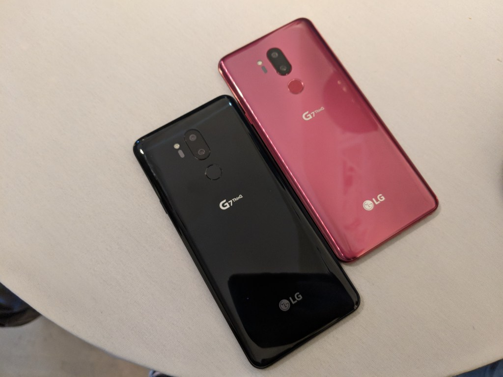 LG G7 ThinQ - LGG7 - Review - cruz
