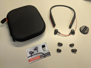 Whats in the box - Plantronics Voyager 6200 UC Headset