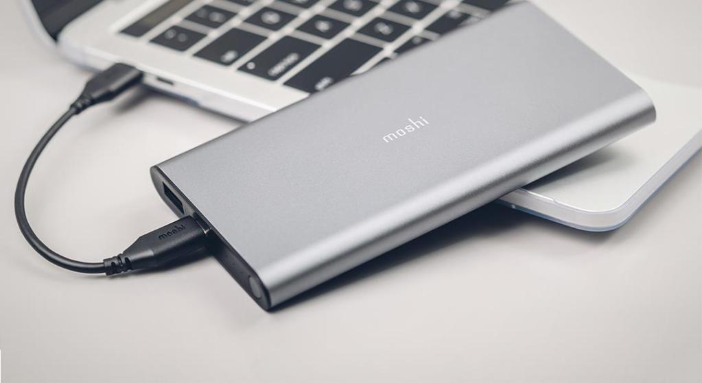 Moshi IonSlim 10K Portable Battery