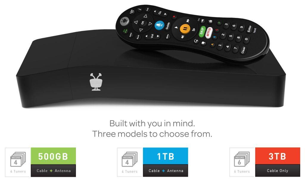 TiVo-bolt - dads and grads