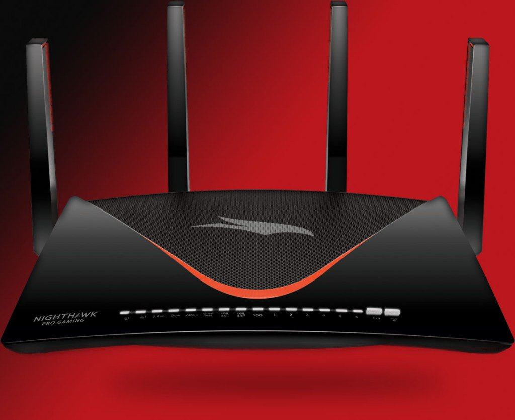 Netgear - Nighthawk Pro Gaming XR700 - Gaming Router