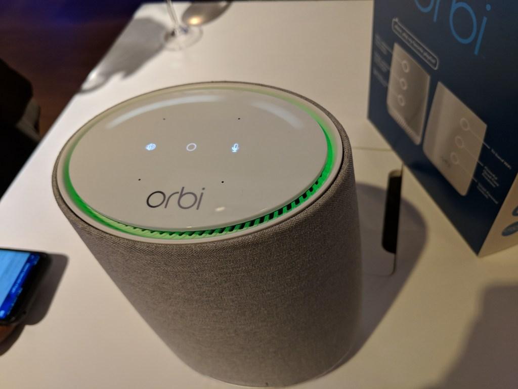 Netgear Orbi Voice - Indicator Light