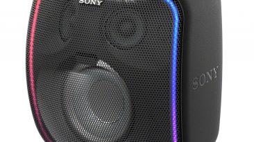 Sony SRS-XB501G_ EXTRA BASS party speaker