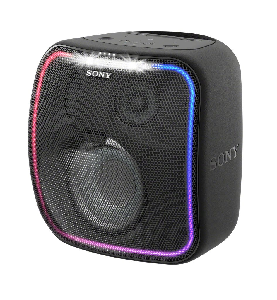 Sony SRS-XB501G_ EXTRA BASS party speaker