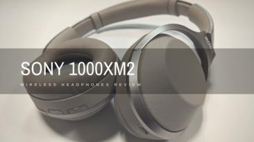 Sony 1000XM2 Headphones Review