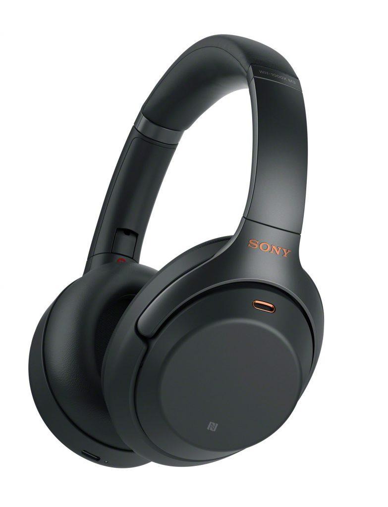 Sony 1000XM3 Headphones - Black