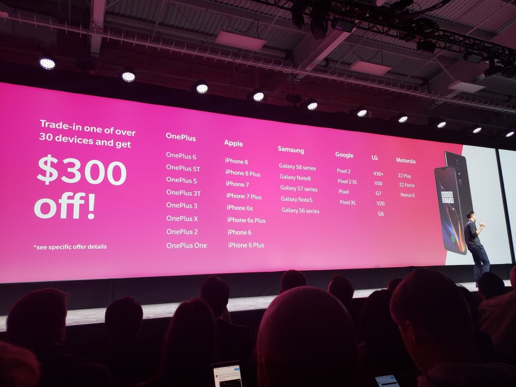 OnePlus 6T - Trade-in devices T-Mobile