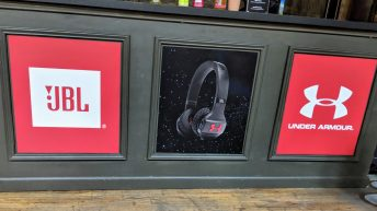 JBL Unåçder Armour Sport Wireless Train