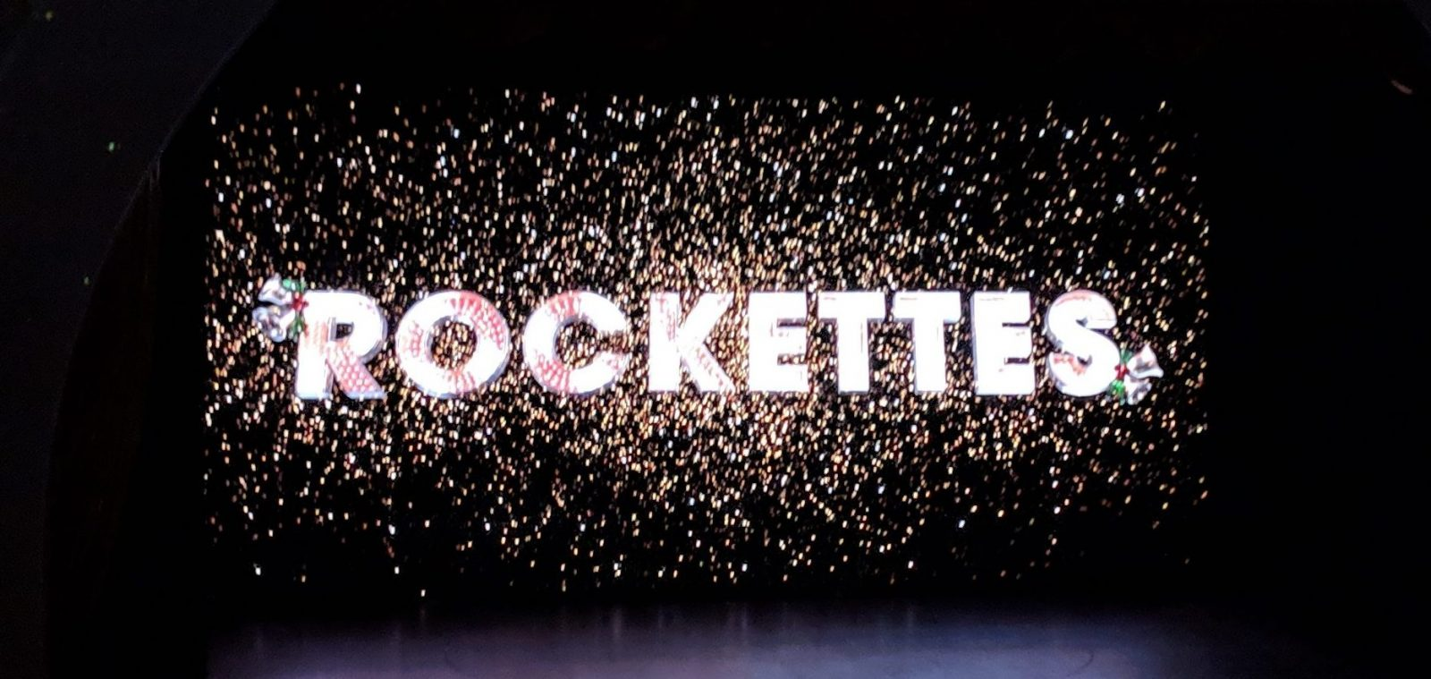 Radio City Rockettes Christmas Spectacular - Intel Drones - 12