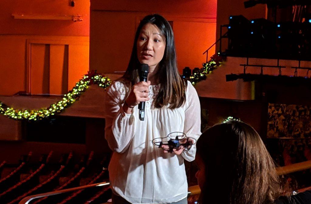 Cindy Ng, Head of Marketing, Drone Group, Intel