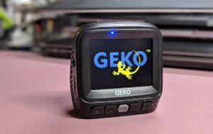 Geko S200 STARLIT Dash Camera Review