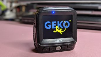 Geko S200 STARLIT Dash Camera Review
