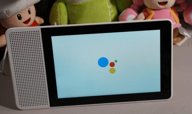 Lenovo Smart Display With Google Assistant Review - (10)