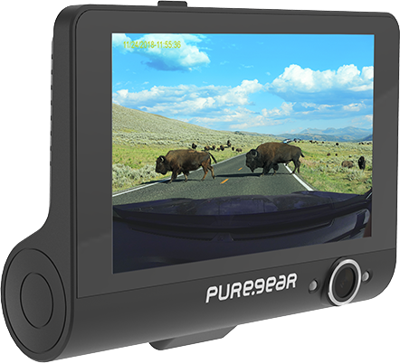 PureGear PureCam Connected Car 4G-Lte dashcam