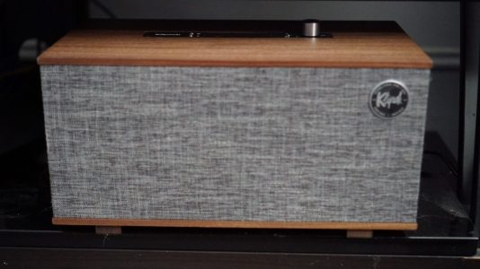 Klipsch Heritage The Three with Google Assistant Speaker Review - 1