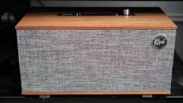 Klipsch The Three with Google Assistant - Heritage Inspired