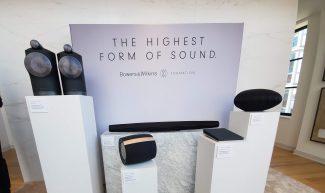 Bowers & Wilkins Formation Suite Wireless Speakers