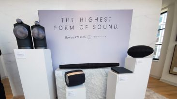Bowers & Wilkins Formation Suite Wireless Speakers