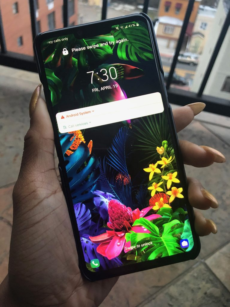 LG G8 ThinQ Review -