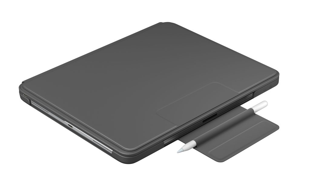 Logitech SLIM FOLIO PRO_Latch Open - For Apple iPad