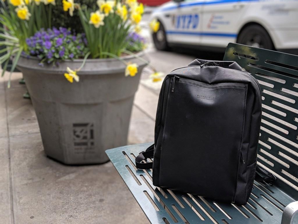 SF Bags - Sutter Slim Backpack Review - Cruz