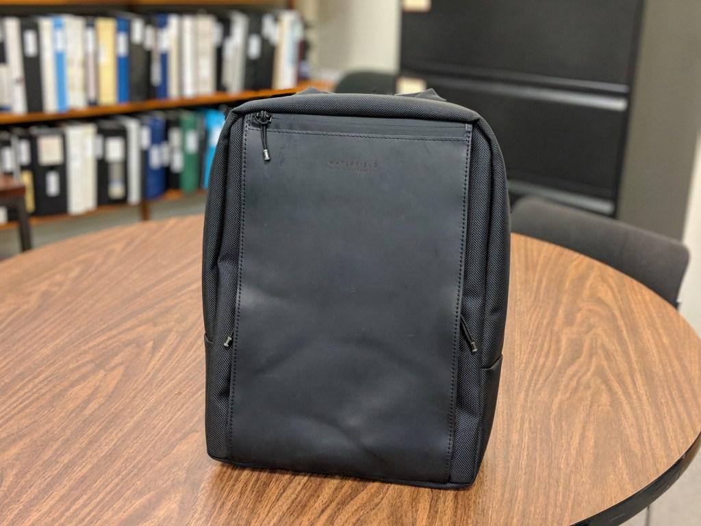 Sutter Slim Backpack by WaterField Designs Review