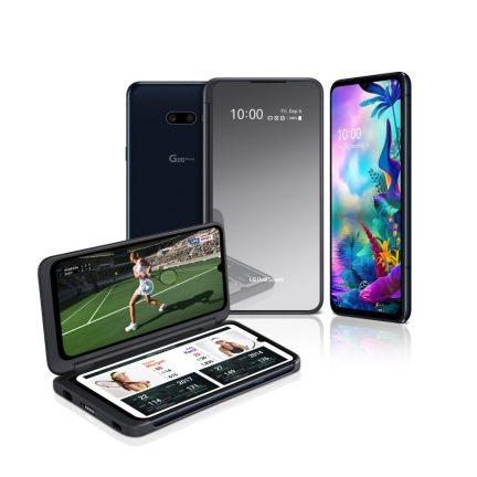 LG G8X ThinQ, LG Dual Screen