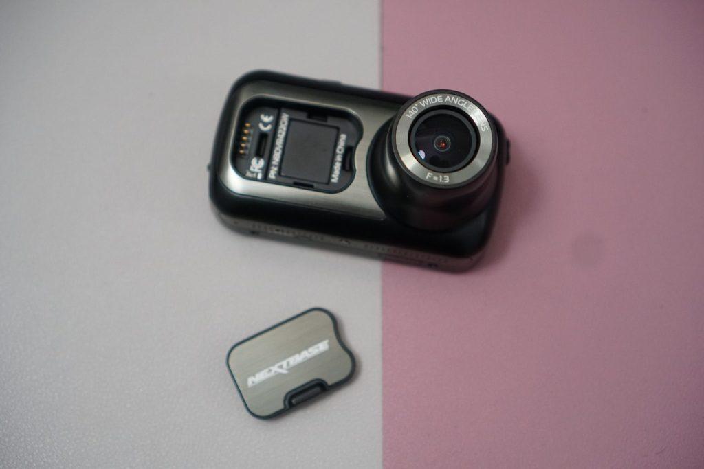 Nextbase 422GW Dash Camera Review - Click& Go PRO™ car mount