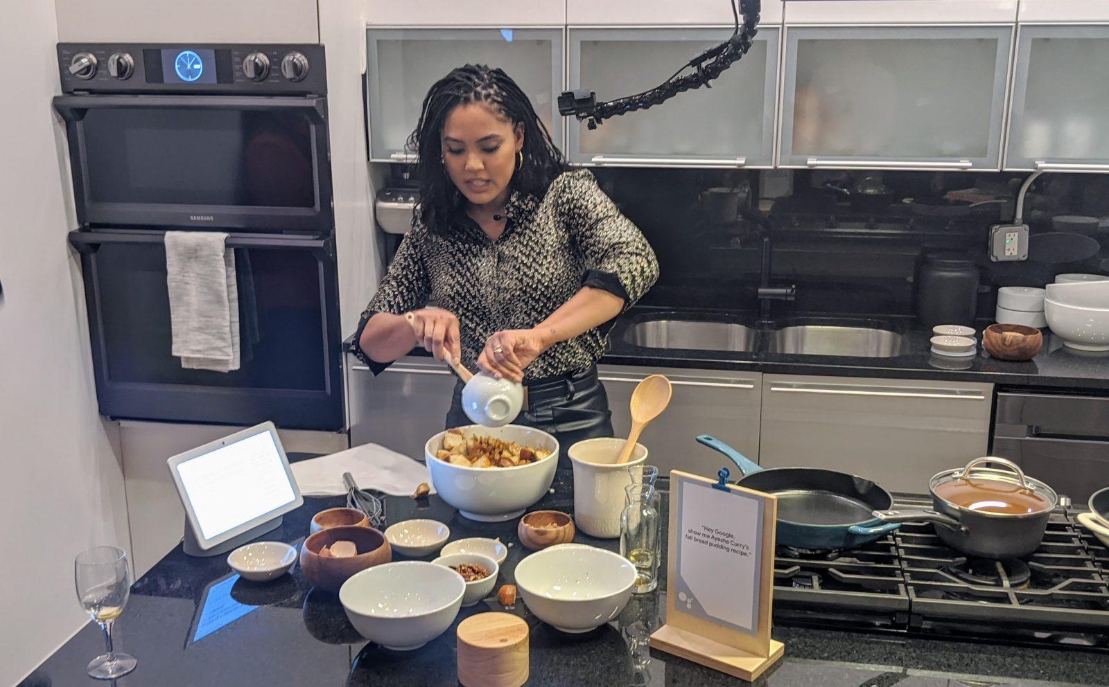 Google Nest Hub Max - Ayesha Curry Chef (2)
